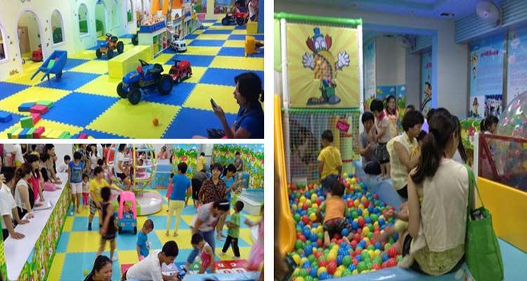 室内儿童乐园投资的一些经营办法