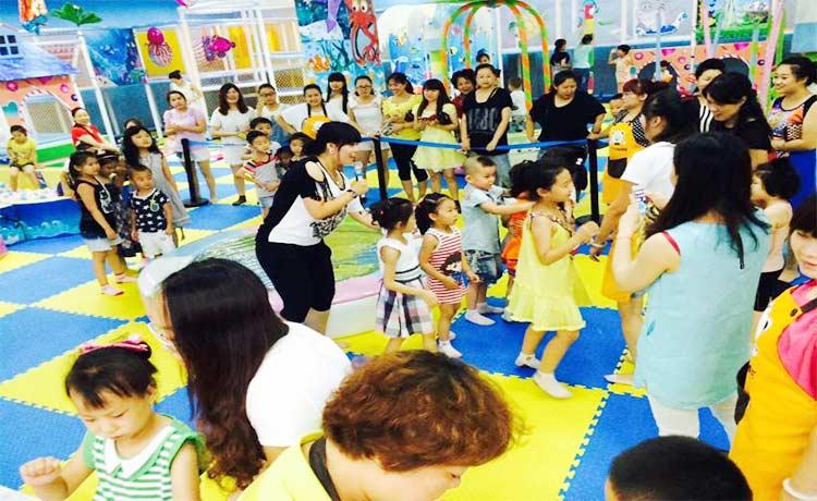 儿童游乐园的投资分析