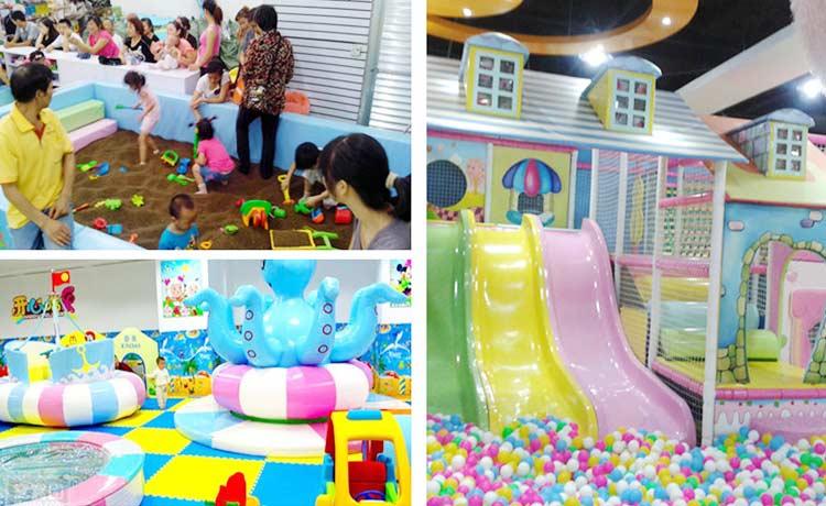 开心玩国儿童乐园是集儿童乐园,成长体验,创意玩乐,亲子活动,儿童