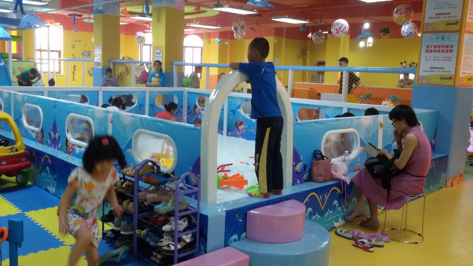 哪些场地适合做室内儿童游乐园